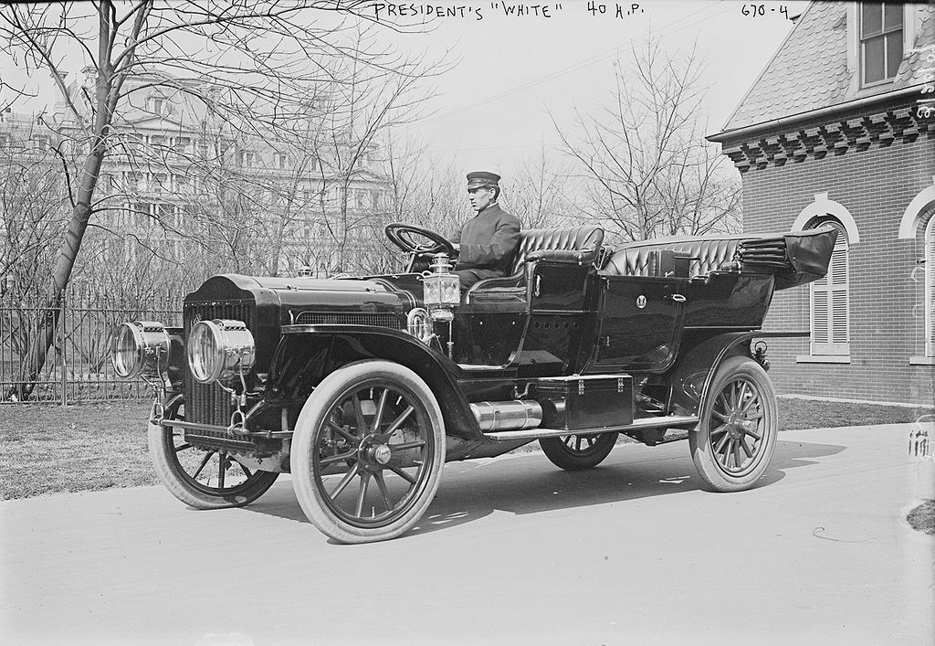 Presidential Cars, Past and Present | CARFAX