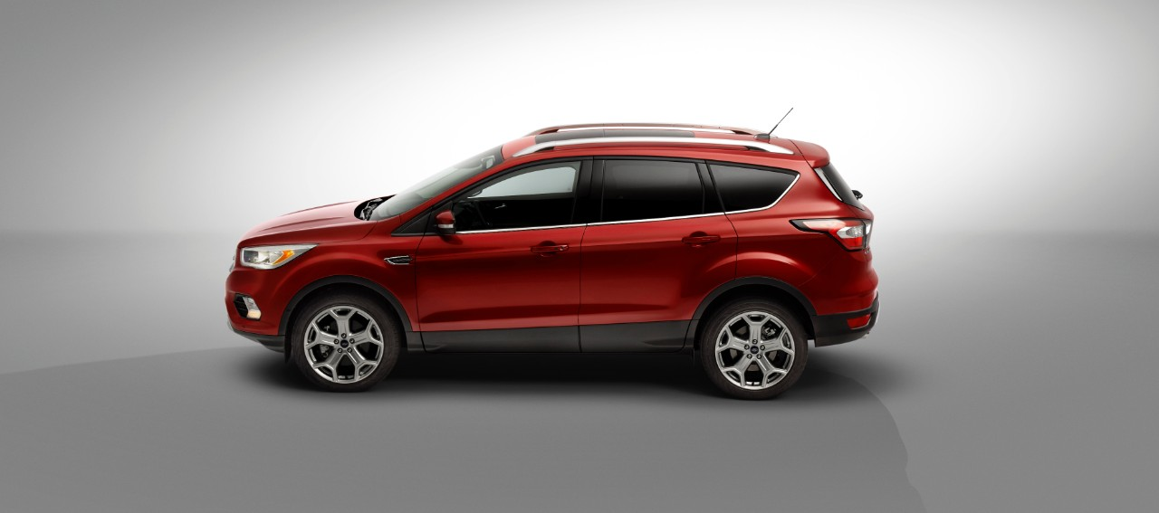 2017 Ford Escape (The Ford Motor Company)