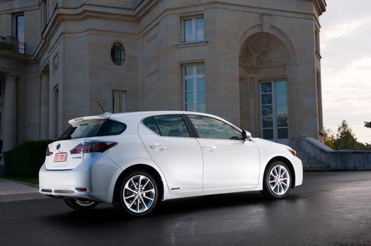 2011 Lexus CT Hybrid