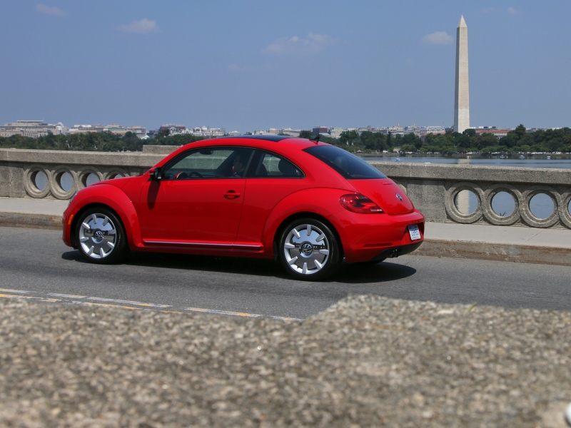 Recalling the original Volkswagen Beetle that was sold around the world starting in the late 1930s the current VW Beetle is a two-door front-wheel drive ... & Volkswagen Beetle Reviews | CARFAX