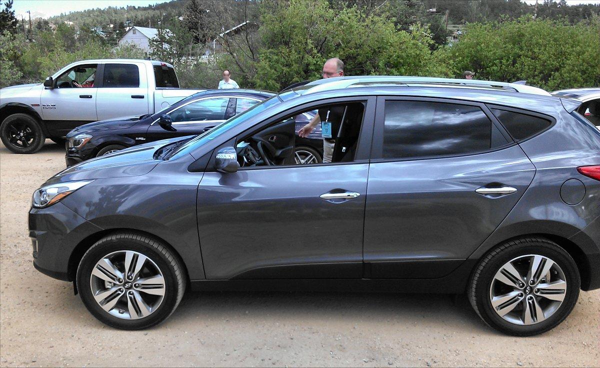 2014 Hyundai Tucson Ltd-2