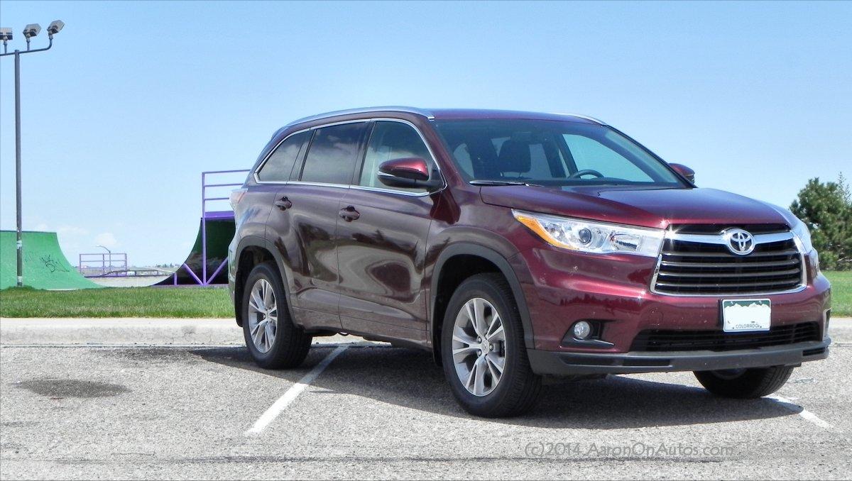 SUV Throwdown Best MidSize SUV of 2014  Automotive News And Advice