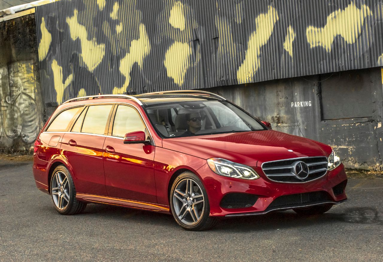 Mercedes-Benz E350 4Matic Wagon