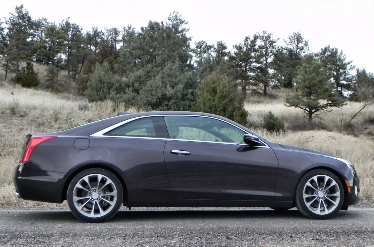 2015 Cadillac ATS - 3 - AOA1200px