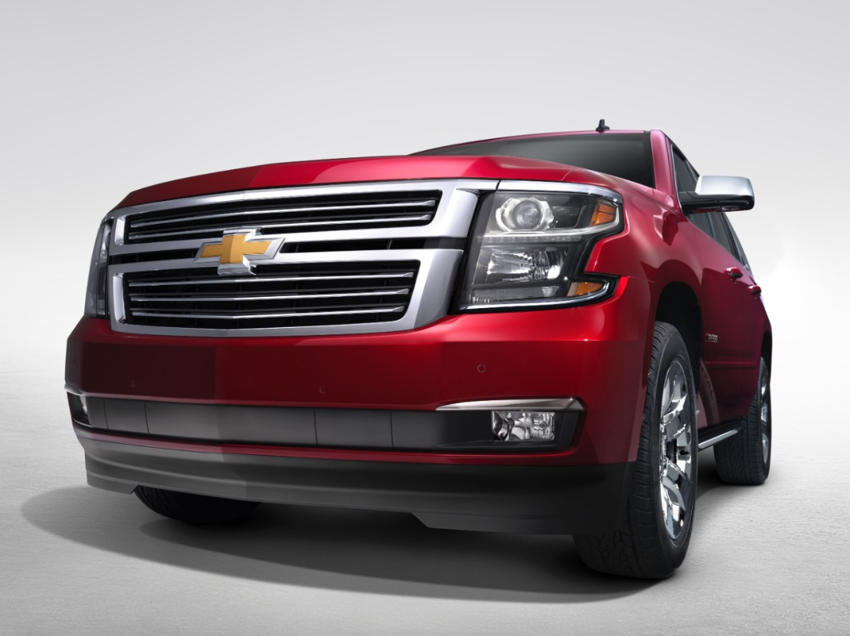 2015 Chevrolet Taho