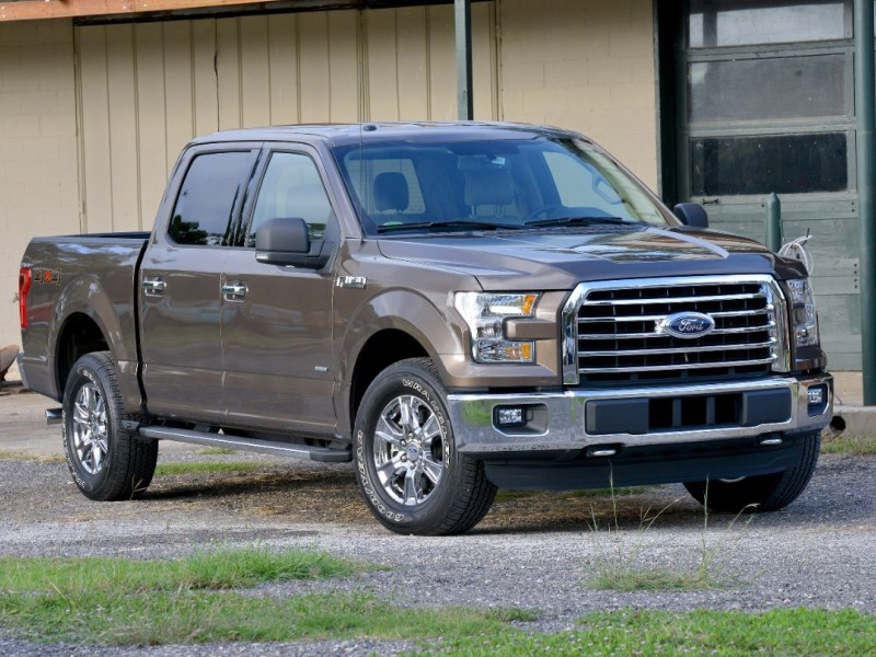 Ford F 150 Alternatives