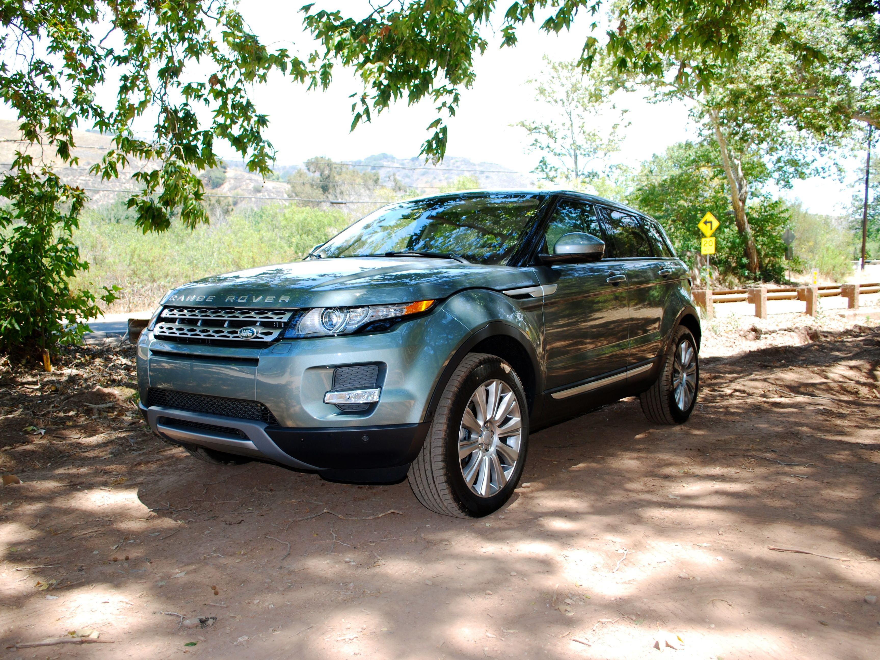 2015 land rover range rover evoque review carfax. Black Bedroom Furniture Sets. Home Design Ideas