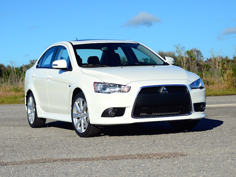 2015 mitsubishi lancer review carfax. Black Bedroom Furniture Sets. Home Design Ideas