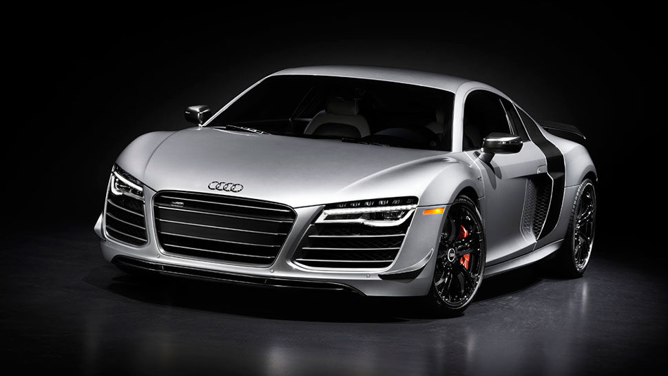 Auid R8 grabbed a lot of attention.