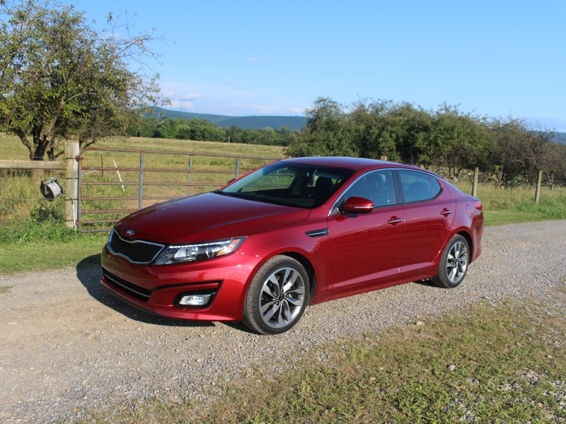 2015 kia optima review carfax. Black Bedroom Furniture Sets. Home Design Ideas