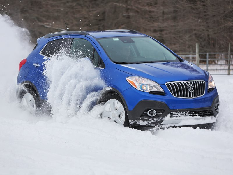 Buick Encore Reviews CARFAX - Buick encore wiki