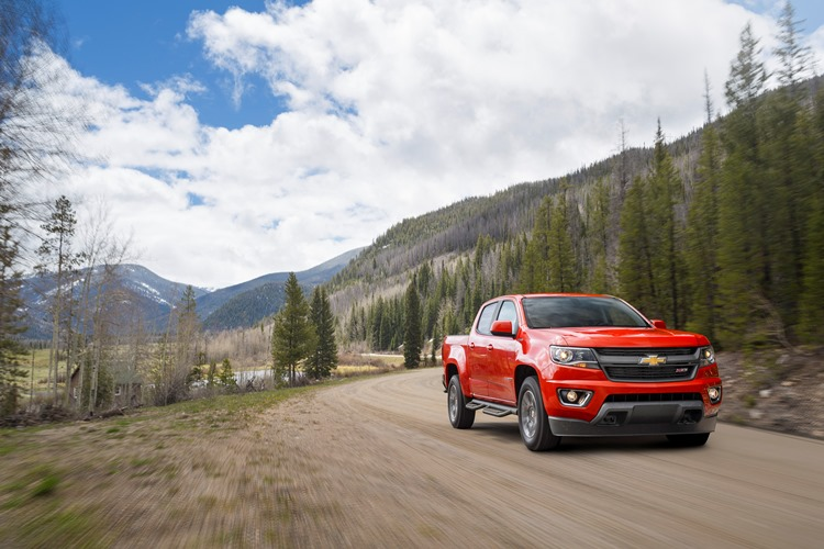 2016 Chevy Colorado Diesel
