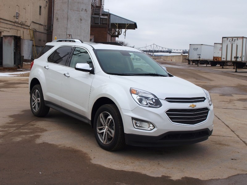 2016 chevrolet equinox review carfax. Black Bedroom Furniture Sets. Home Design Ideas
