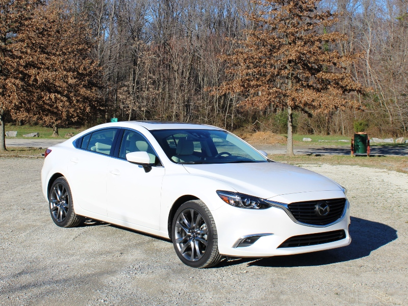 2016 Mazda Mazda6 Review Carfax