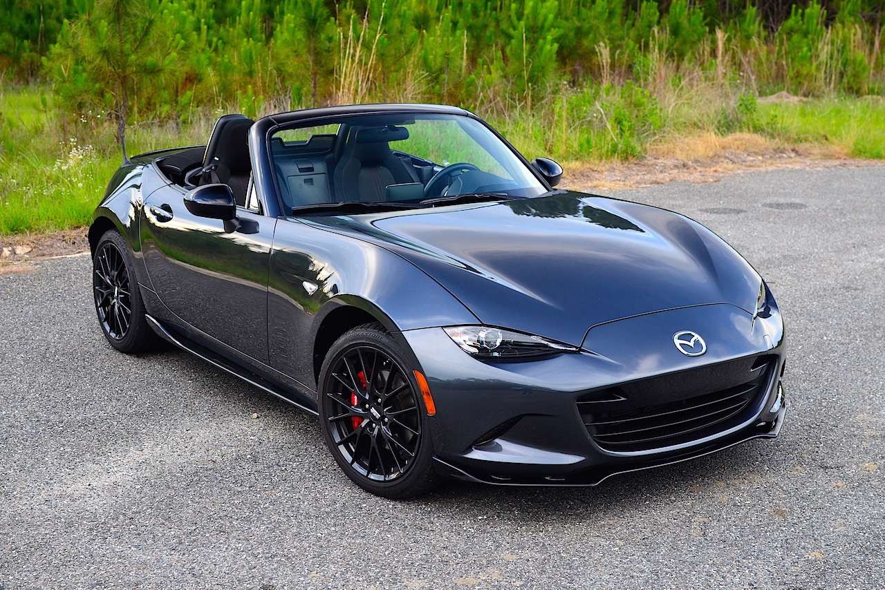 Can the 2016 Mazda Miata Be Your Only Car? | CARFAX