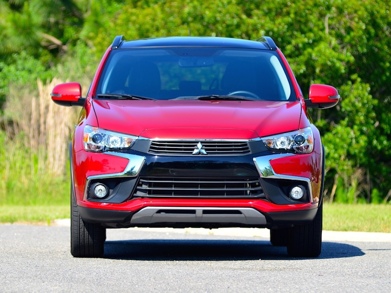2016 mitsubishi outlander sport review carfax. Black Bedroom Furniture Sets. Home Design Ideas