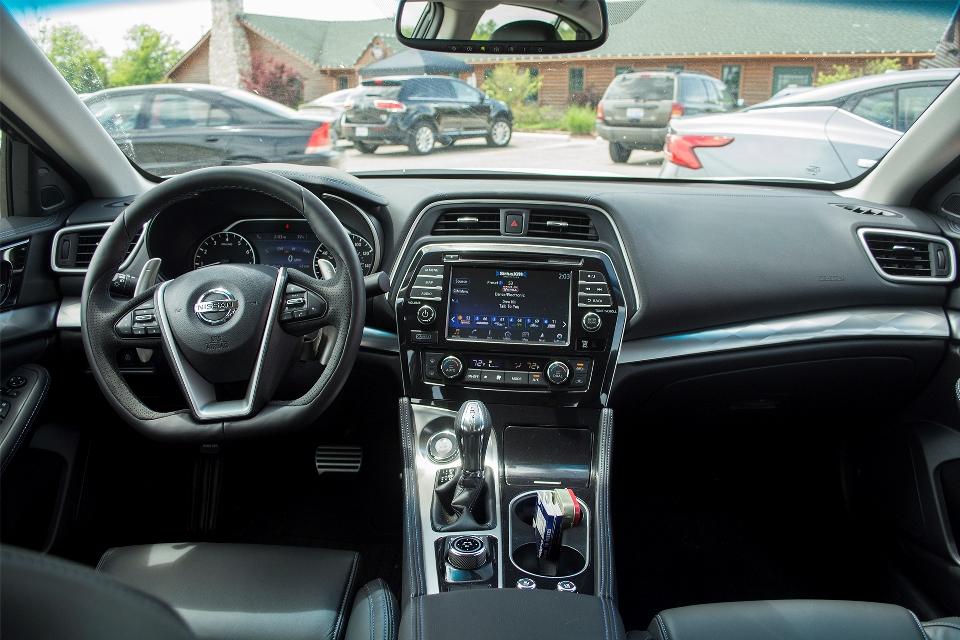 2016 Nissan Maxima First Drive  Automotive News And Advice