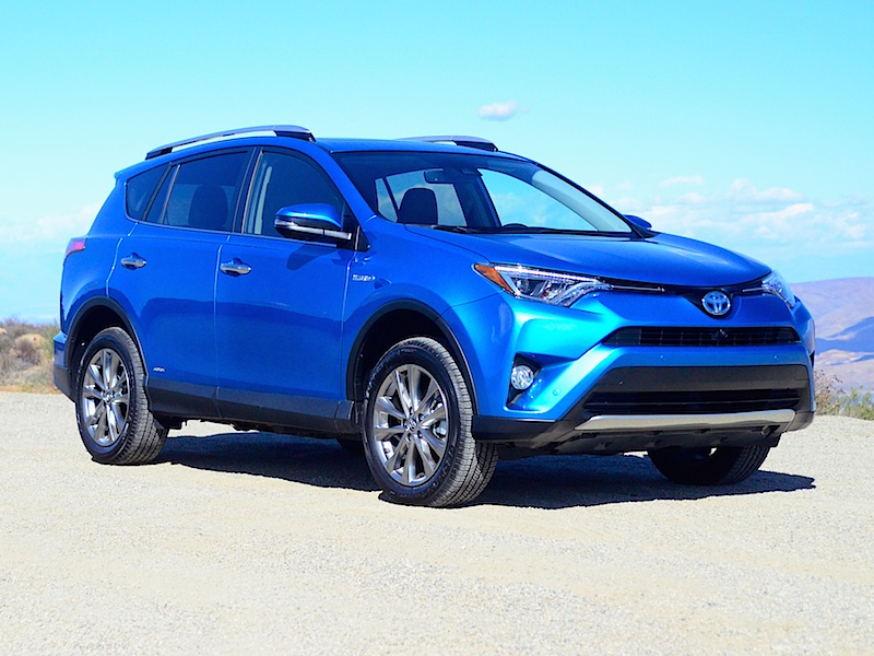 2016 toyota rav4 hybrid review carfax. Black Bedroom Furniture Sets. Home Design Ideas