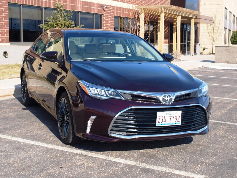 2016 toyota avalon review carfax. Black Bedroom Furniture Sets. Home Design Ideas