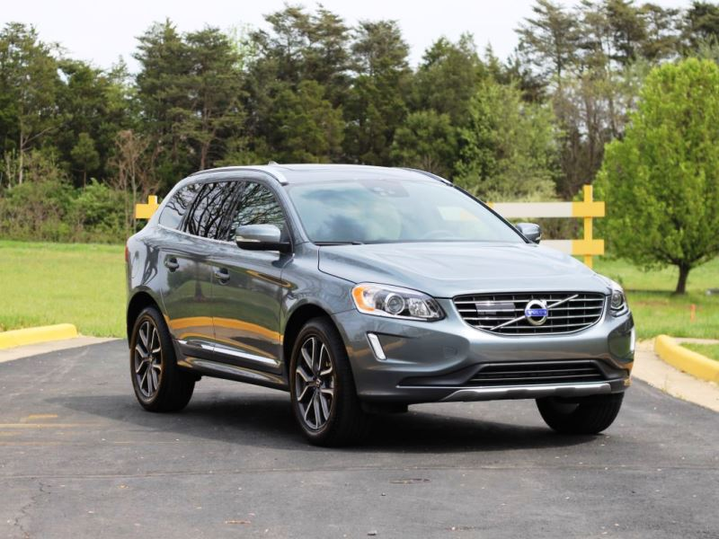 2016 volvo xc60 review carfax. Black Bedroom Furniture Sets. Home Design Ideas