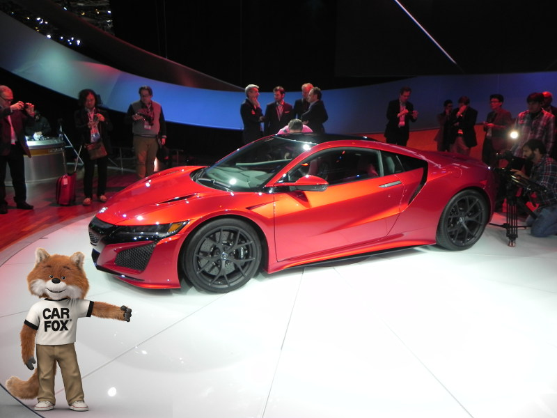 Acura NSX is production-ready