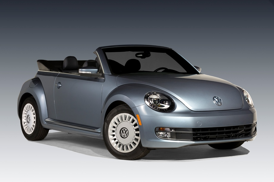 2016 Volkswagen Beetle Denim (Volkswagen of America, Inc.)