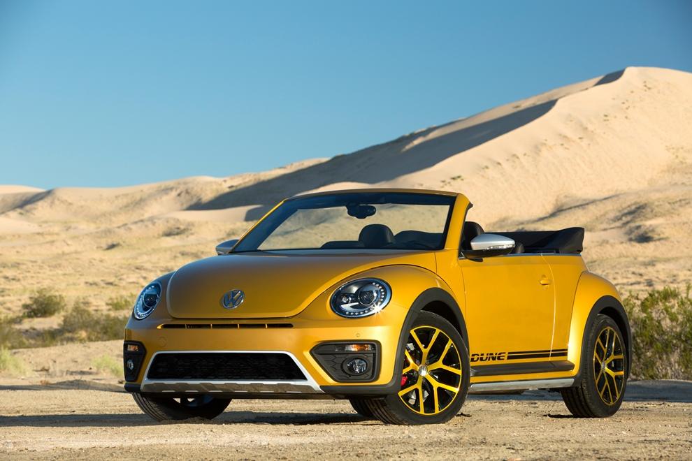 2016 Beetle Dune (Volkswagen of America, Inc.)