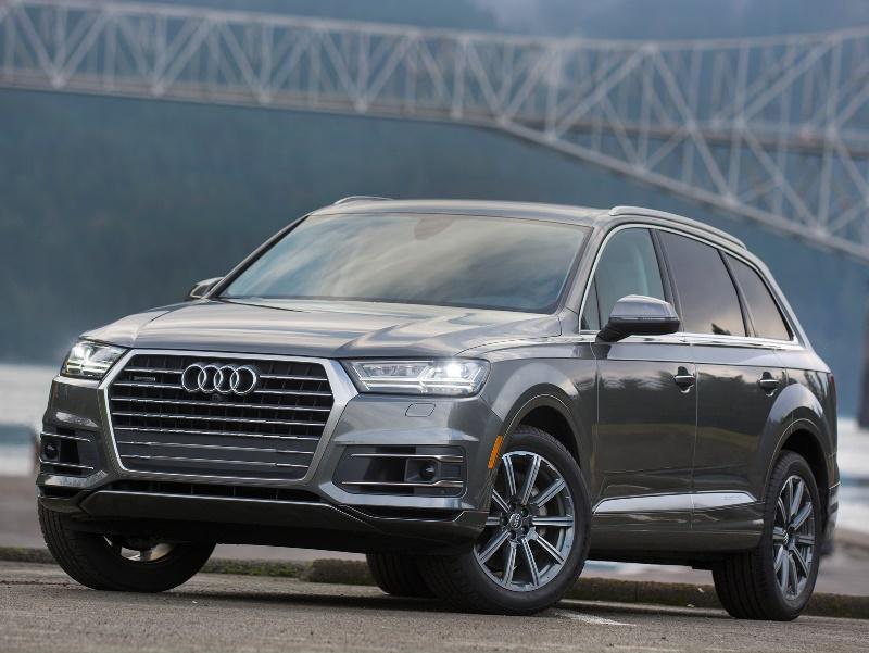 Audi Q Reviews CARFAX - Audi reviews
