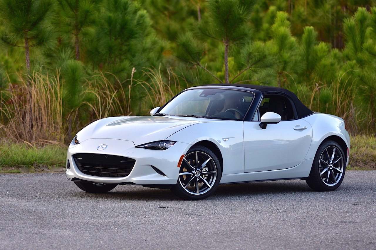 2017 mazda mx 5 miata review carfax. Black Bedroom Furniture Sets. Home Design Ideas