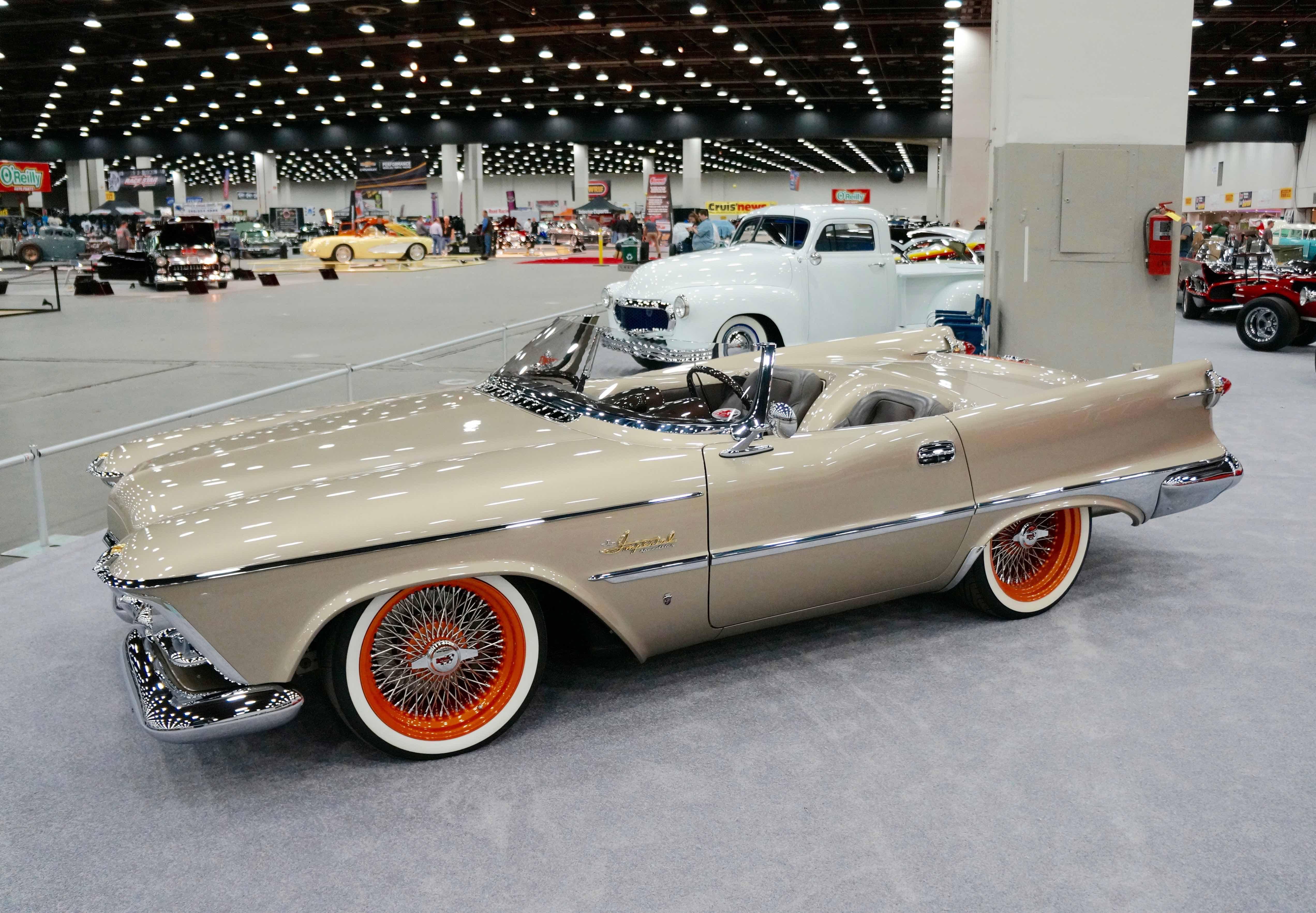 1959 Chrysler Imperial Speedster