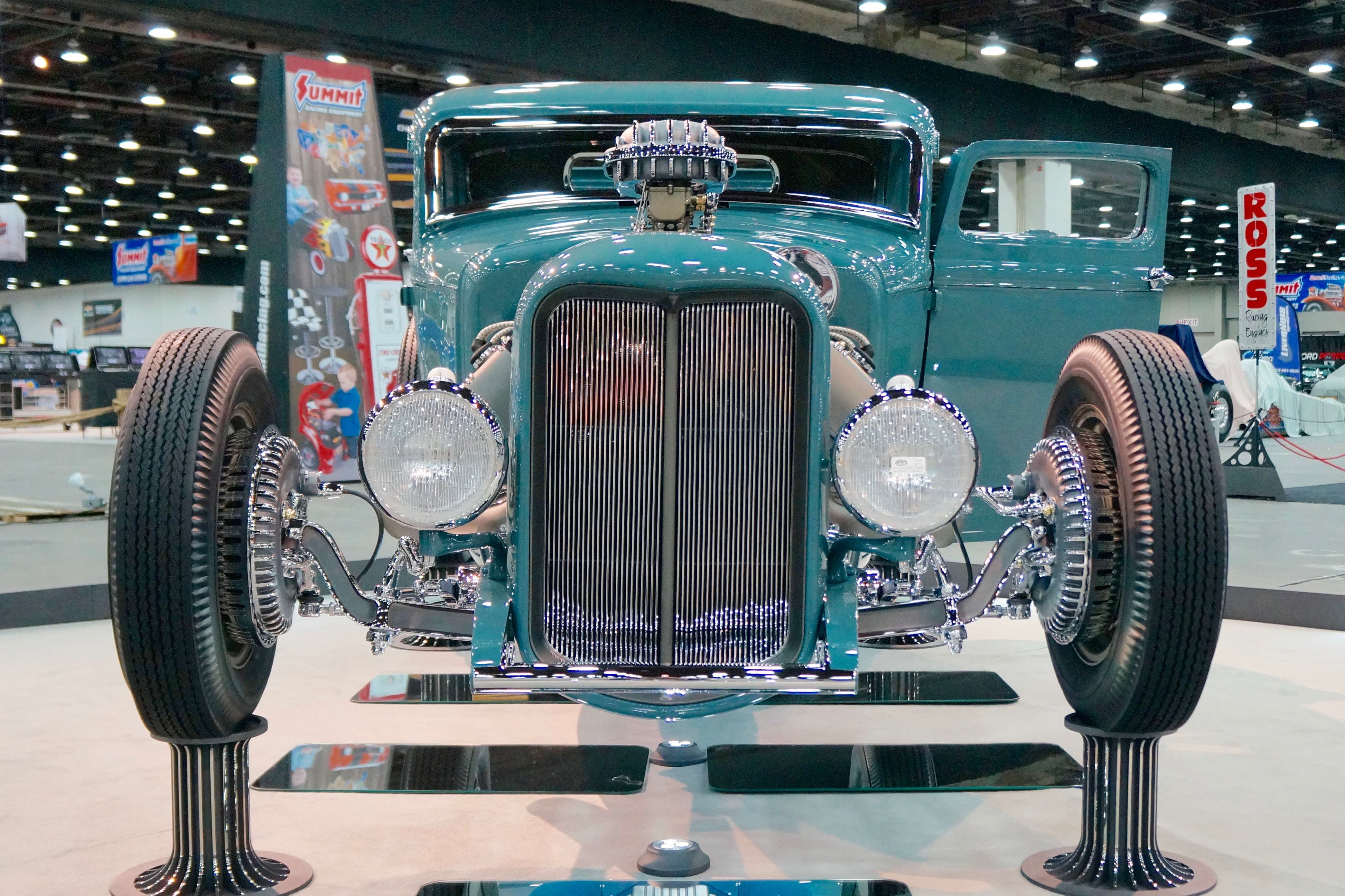 Autorama 2017: The Detroit Auto Show That Highlights Hot Rods ...