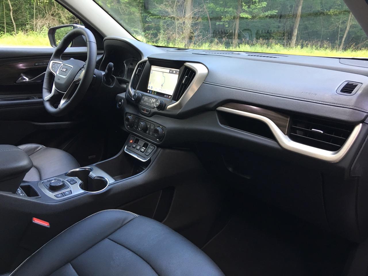 First Drive Redesigned 2018 Gmc Terrain Carfax Blog