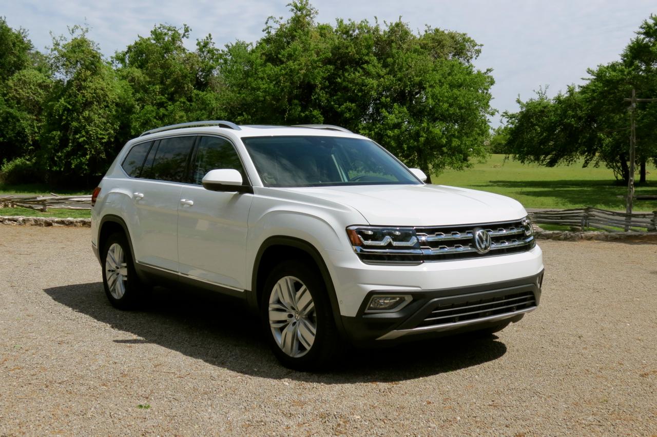 First Drive: 2018 Volkswagen Atlas | CARFAX