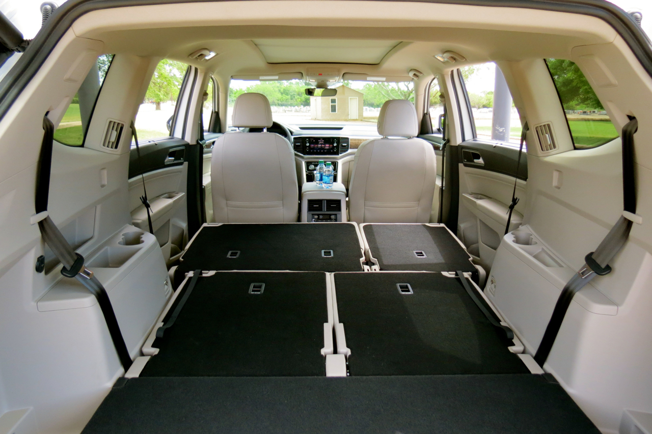 Cars With The Most Comfortable Back Seats