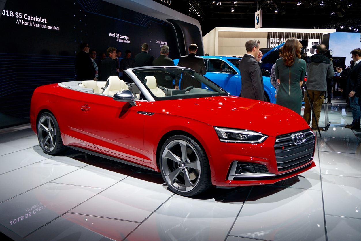 2018 Audi A5 and S5 Cabriolet Launch in Detroit - CARFAX Blog Audi S Convertible Launch on nissan 370z convertible, audi a4, 135i convertible, audi s6, audi a 6 convertible, bmw convertible, audi s4 convertible, audi rs5 convertible, convertible convertible, audi s7, toyota fj cruiser convertible, audi s8, white audi convertible, audi a5, audi cars, audi tt convertible, audi a7, audi hardtop convertible, mini cooper convertible, audi r8,