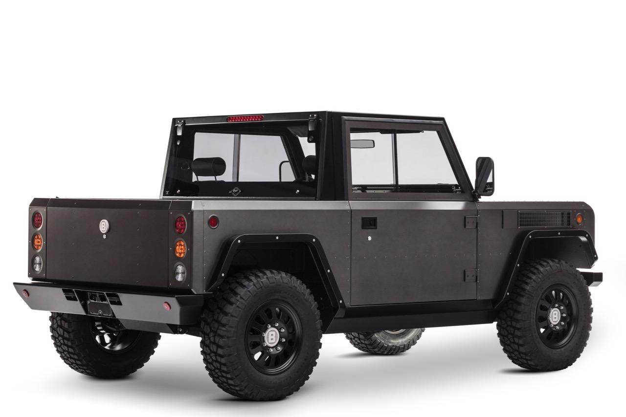 Bollinger Motors Unveils All-Electric Sport Utility Truck   CARFAX Blog