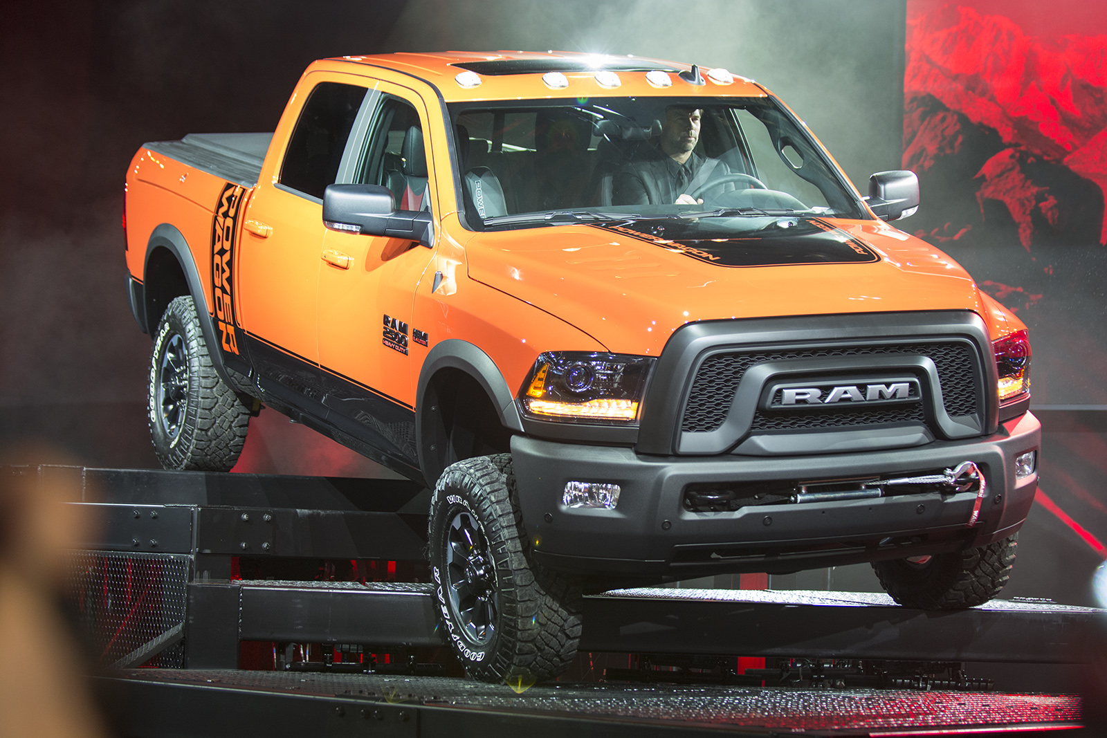Ram 2500 Power Wagon (CARFAX, Inc.)
