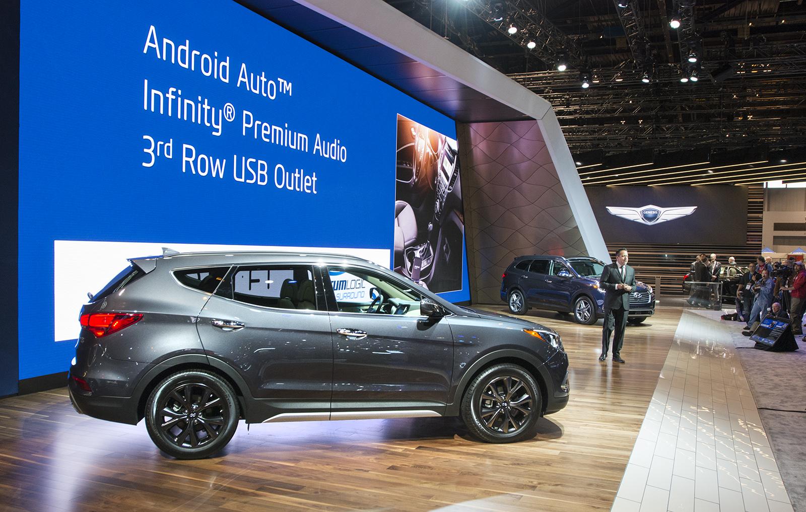 Hyundai Santa Fe/Santa Fe Sport (CARFAX, Inc.)