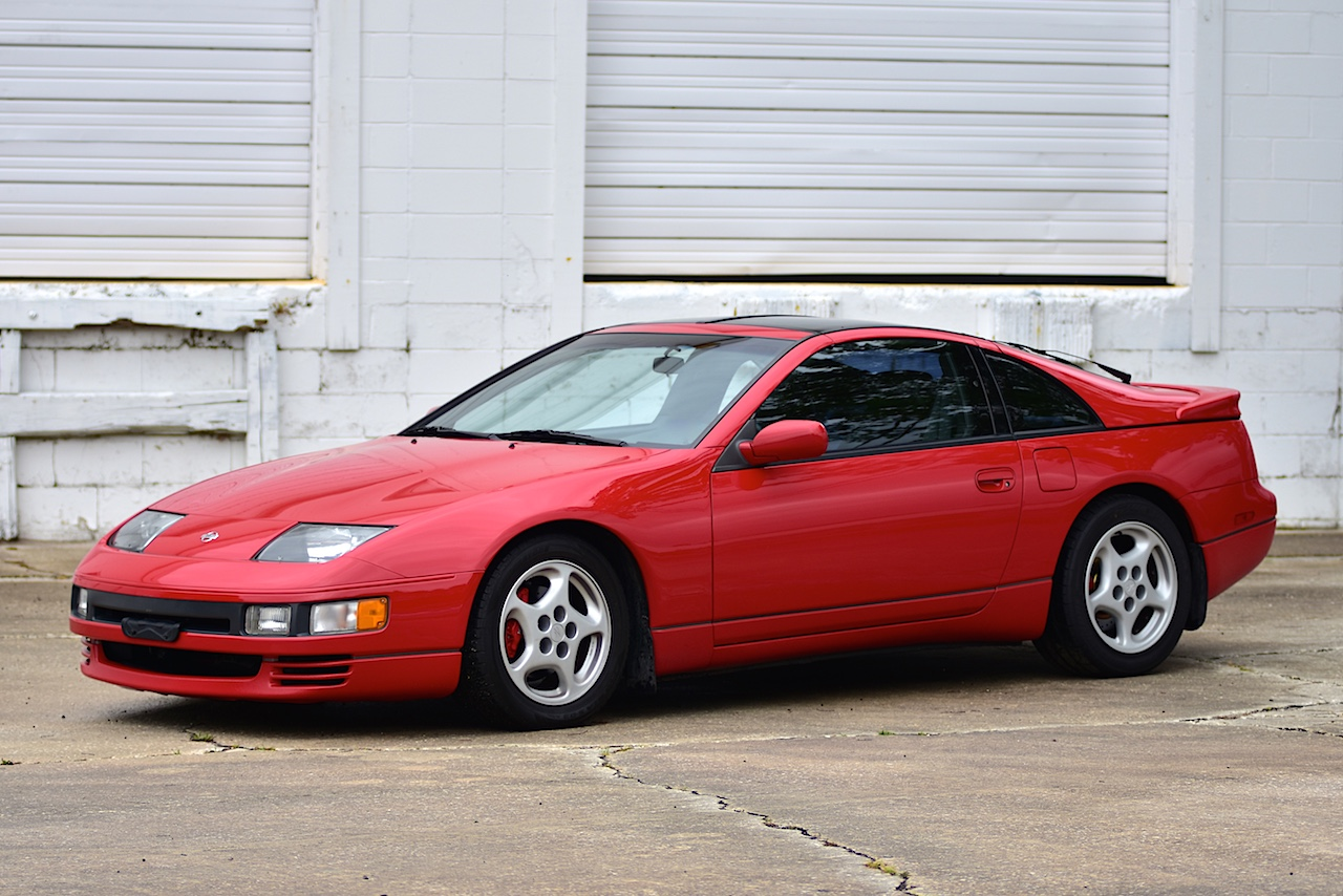 For Many, Nissanu0027s Second Take On The 300ZX Was The Brandu0027s Best Effort At  Returning To The Excitement And Energy Of The Original 240Z.