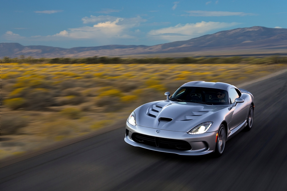 2015 Dodge Viper (FCA US LLC)