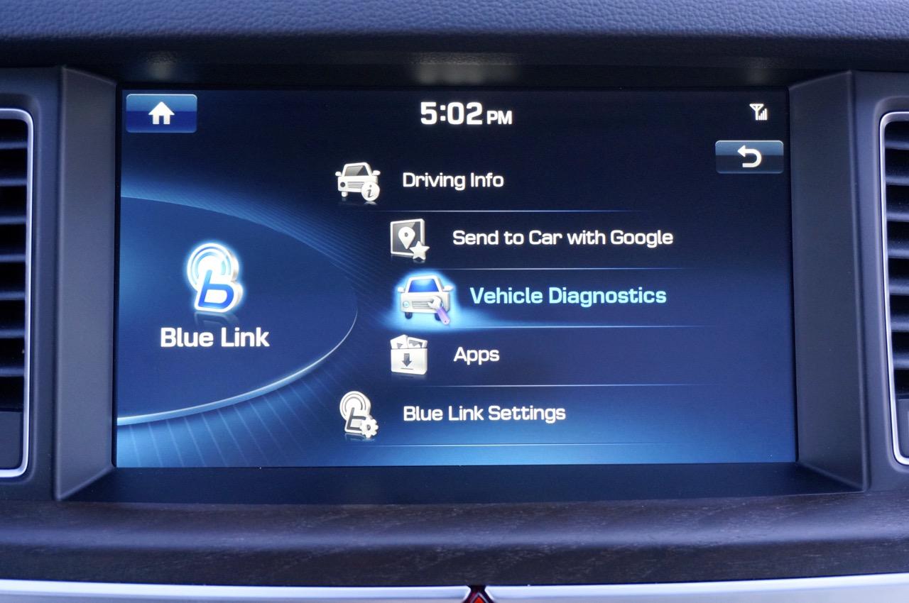 2016 Hyundai Genesis (CARFAX, Inc.)