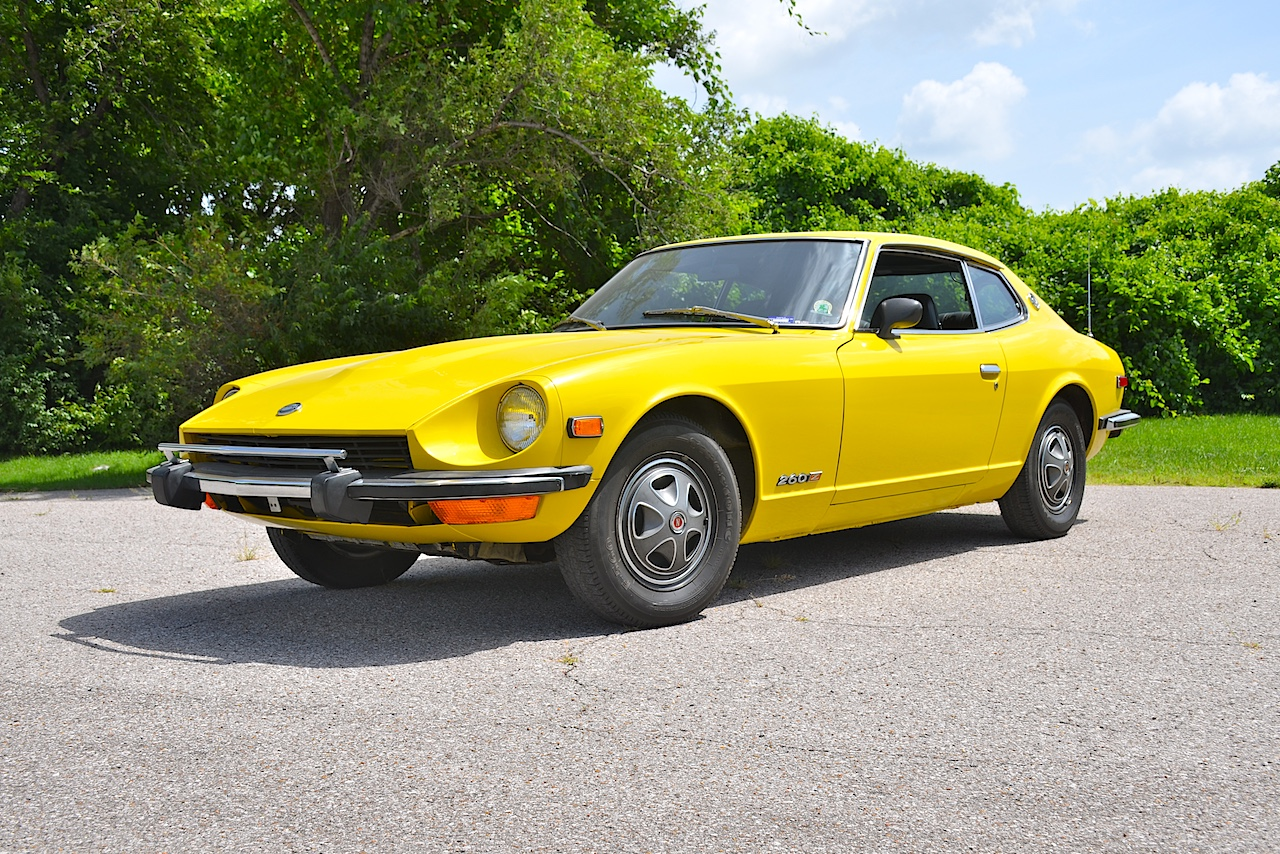 The Datsun 240Z Debuted In 1970 As A Two Passenger Sports Car. Powered By A  151 Horsepower 2.4 Liter Inline Six Cylinder Engine And Governed By A  Four Speed ...