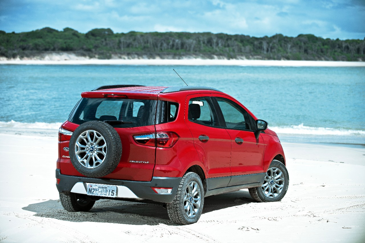 Ford EcoSport (The Ford Motor Company)