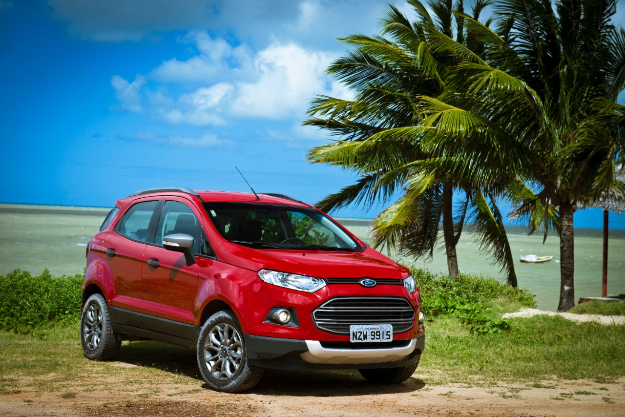 Ford ecosport the ford motor company