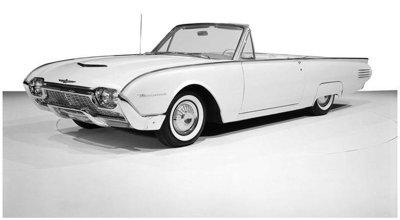 JFK's Ford Thunderbird