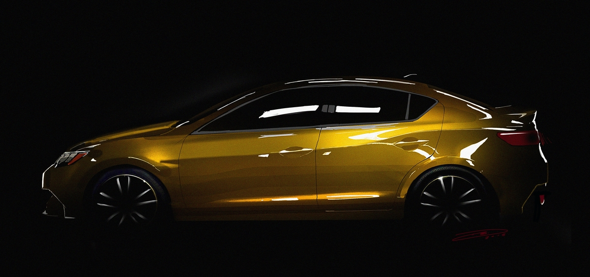 Modified 2016 Acura ILX by Galpin Auto Sports Teaser Image