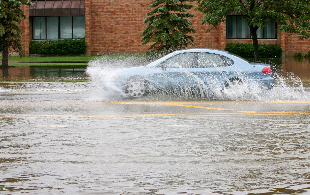 Hurricane Harvey and the Flood of Water-damaged Used Cars
