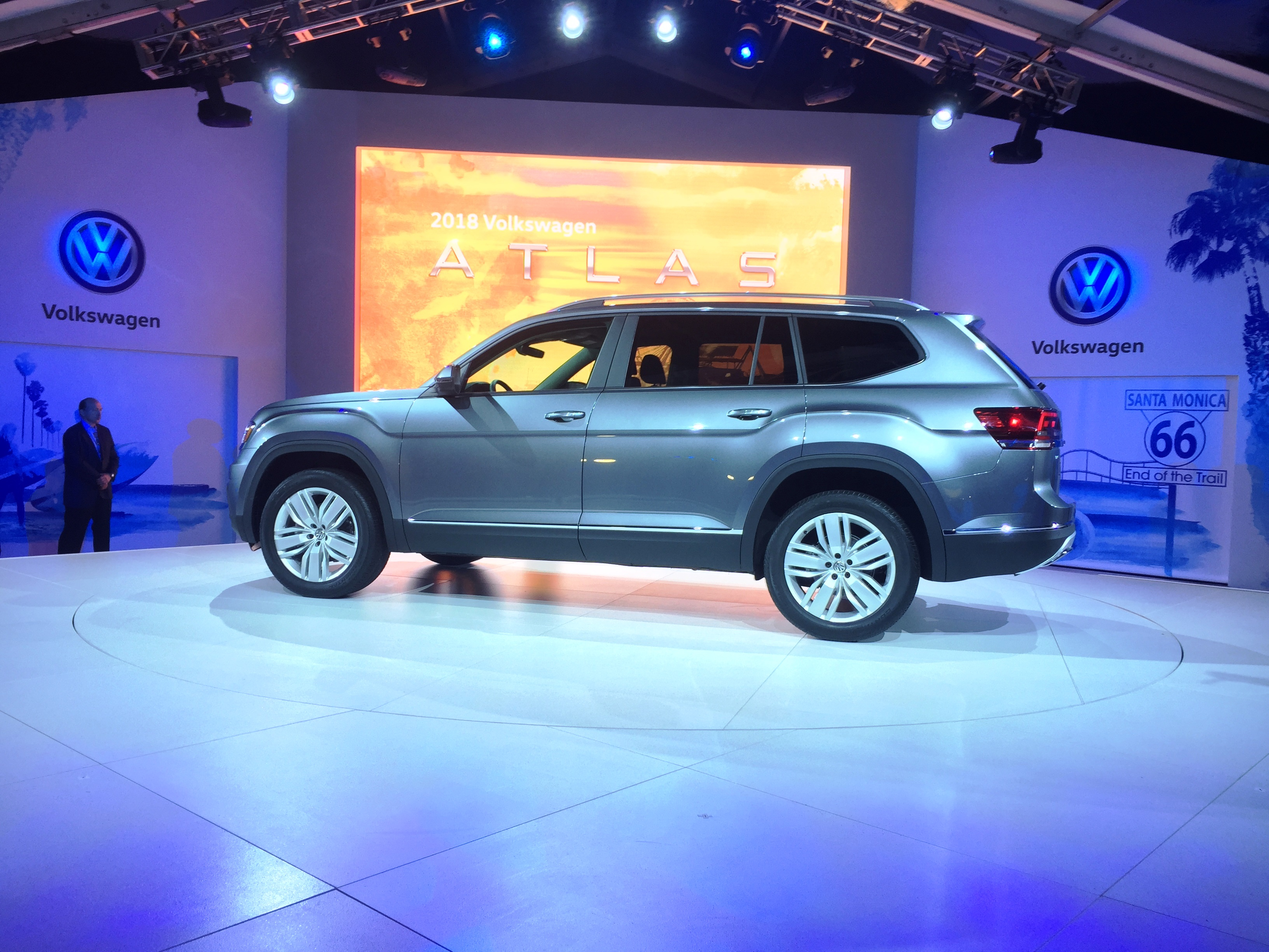 VW Atlas Reveal