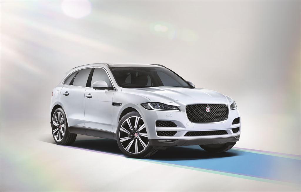 Jaguar F-Pace)