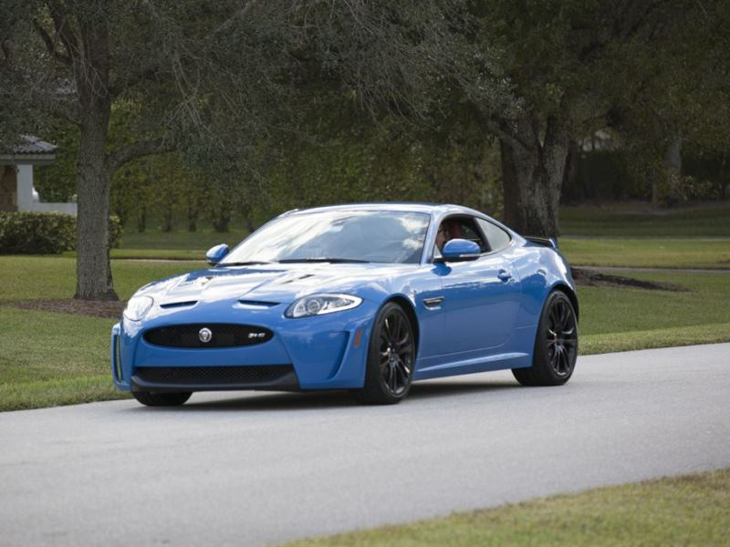 The Jaguar XK Is A Luxury Sports Car That Comes In Coupe And Convertible  Body Styles. The XK Is Considered By Some As The U201cspiritual Successoru201d To  The ...